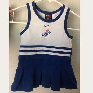 Nike Baby girl Dodgers dress